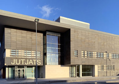 Edifici Jutjats – La Bisbal d'Empordà